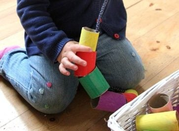 23 Toddler Led Activities without Screens