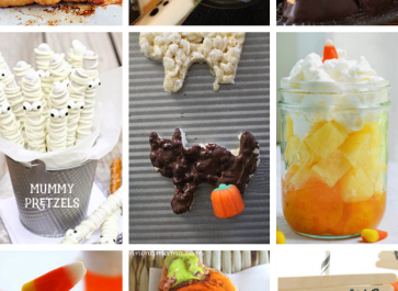 30 Fun and Easy Fall Snacks