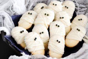 Halloween Treats list