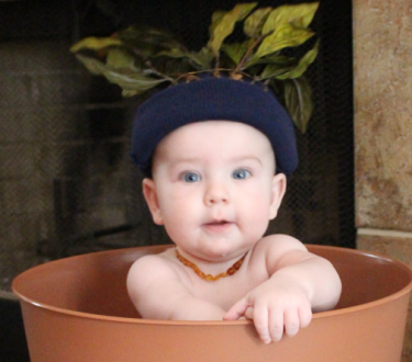 Easy Halloween Costume for Baby