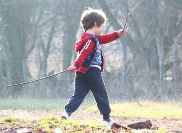 Toddler Safe Nature Walk Tips