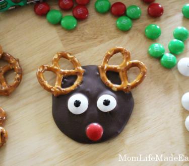 Reindeer Melts Christmas Treat