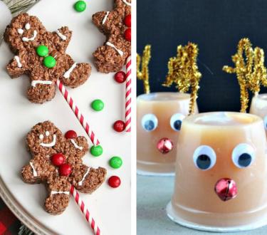 Easy and Fun Christmas Snacks for Kids
