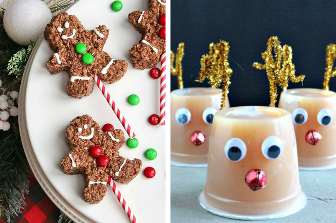 29 Easy Christmas Treats And Snack Ideas Perfect For All Ages