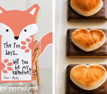 Easy Valentine Snacks