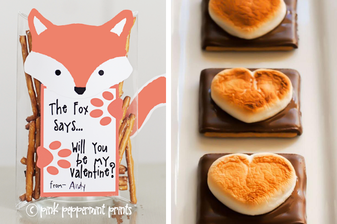 22 Fun And Easy Valentine Treats