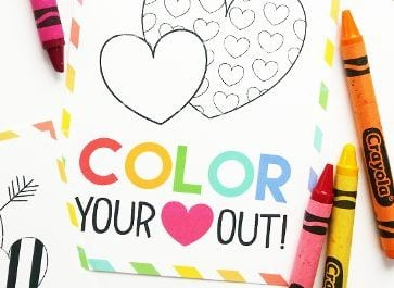 Whether you're looking for a fun classroom activity for Valentine's day, or just a few Valentine's Printables, this post has what you need!