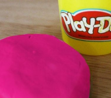 How to Rehydrate Play Doh