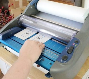 Best Home Roll Lamination Machine