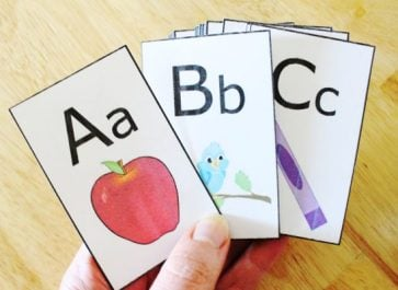 5-in-1 Alphabet Learning Game
