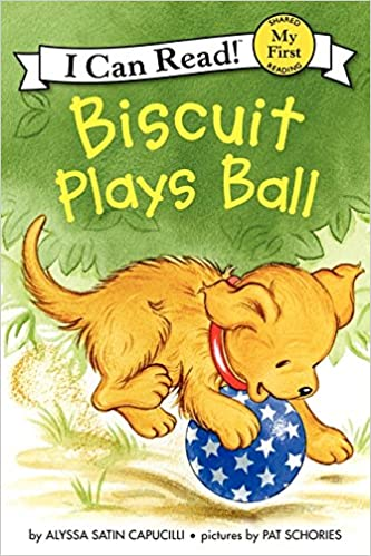 Biscuit Plays Ball book cover