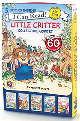 Little Critter 5 book set