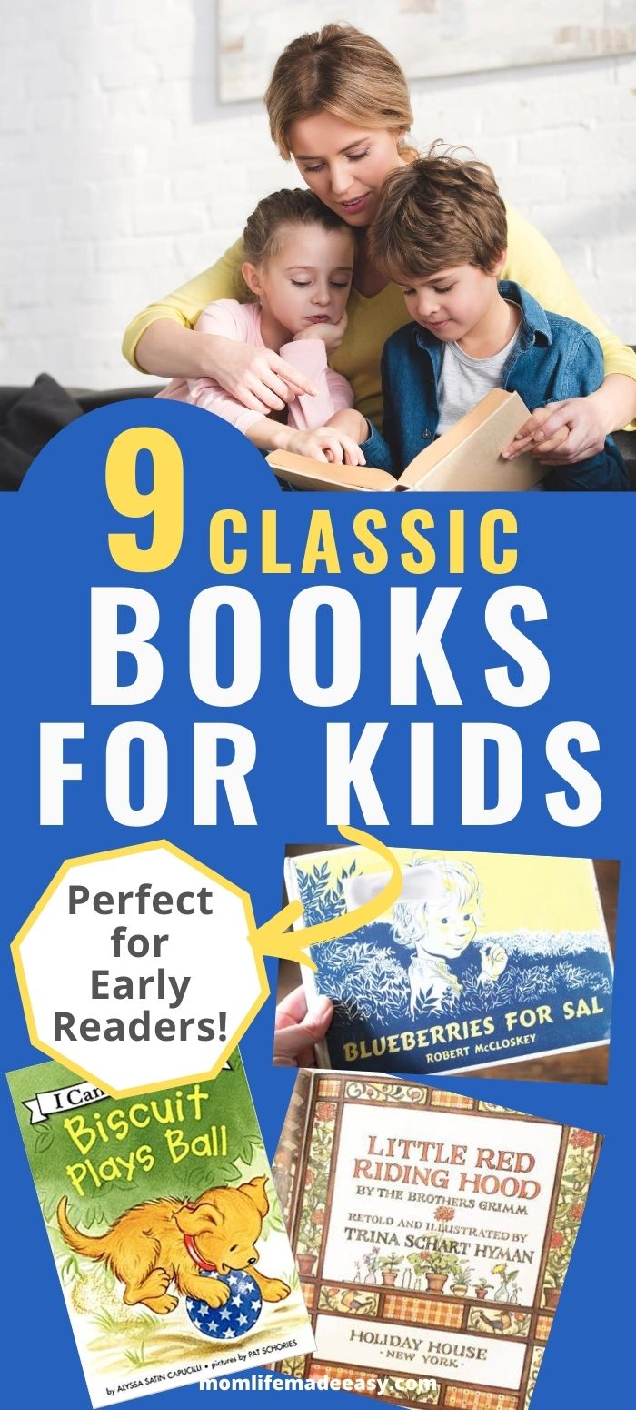 classic books for kids