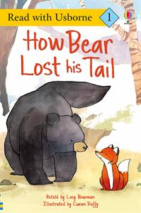kindergarten book about a bear