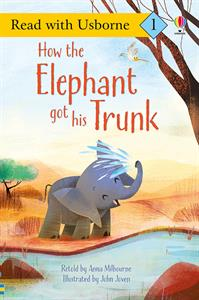 kindergarten book about an elephant