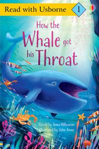 kindergarten book about a whale