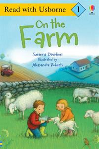 kindergarten book about a farm