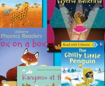 phonics reader kindergarten books