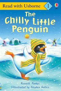 kindergarten book about a penguin