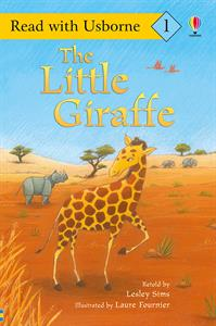 kindergarten book about a giraffe