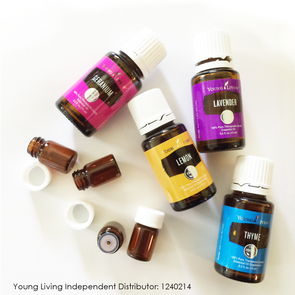 Earn money from home with essential oils