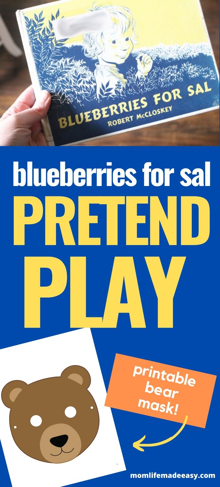 blueberries for sal pretend play activity promo image