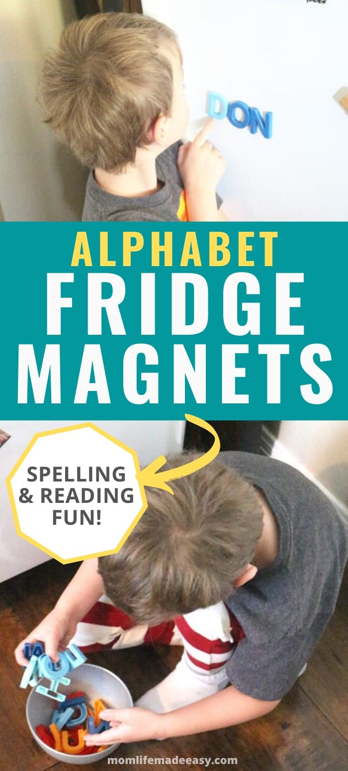 magnetic alphabet letters activity promo image