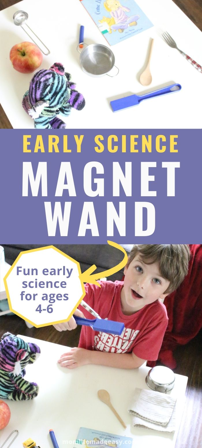 magnet science stem activity promo image
