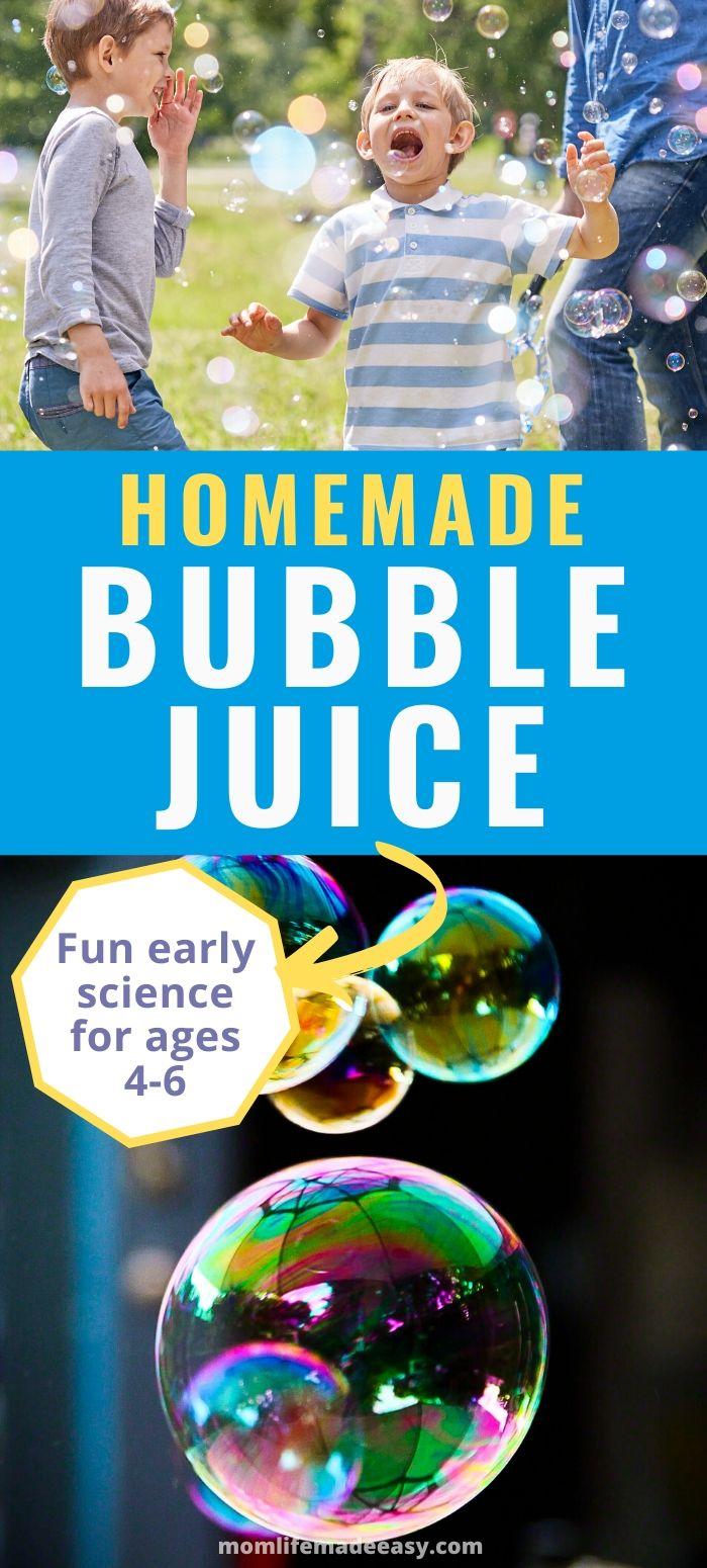 bubble solution recipe promo image