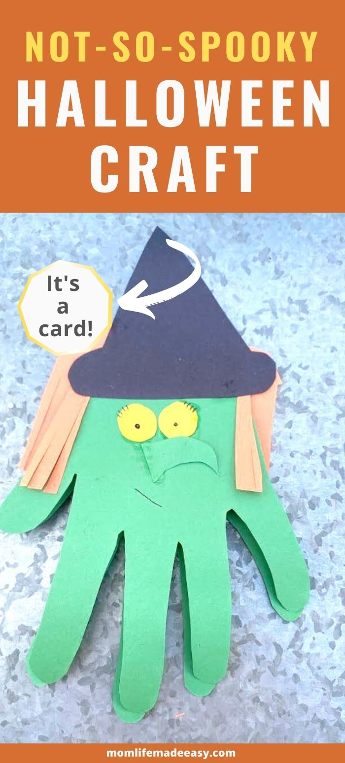 halloween paper craft promo image