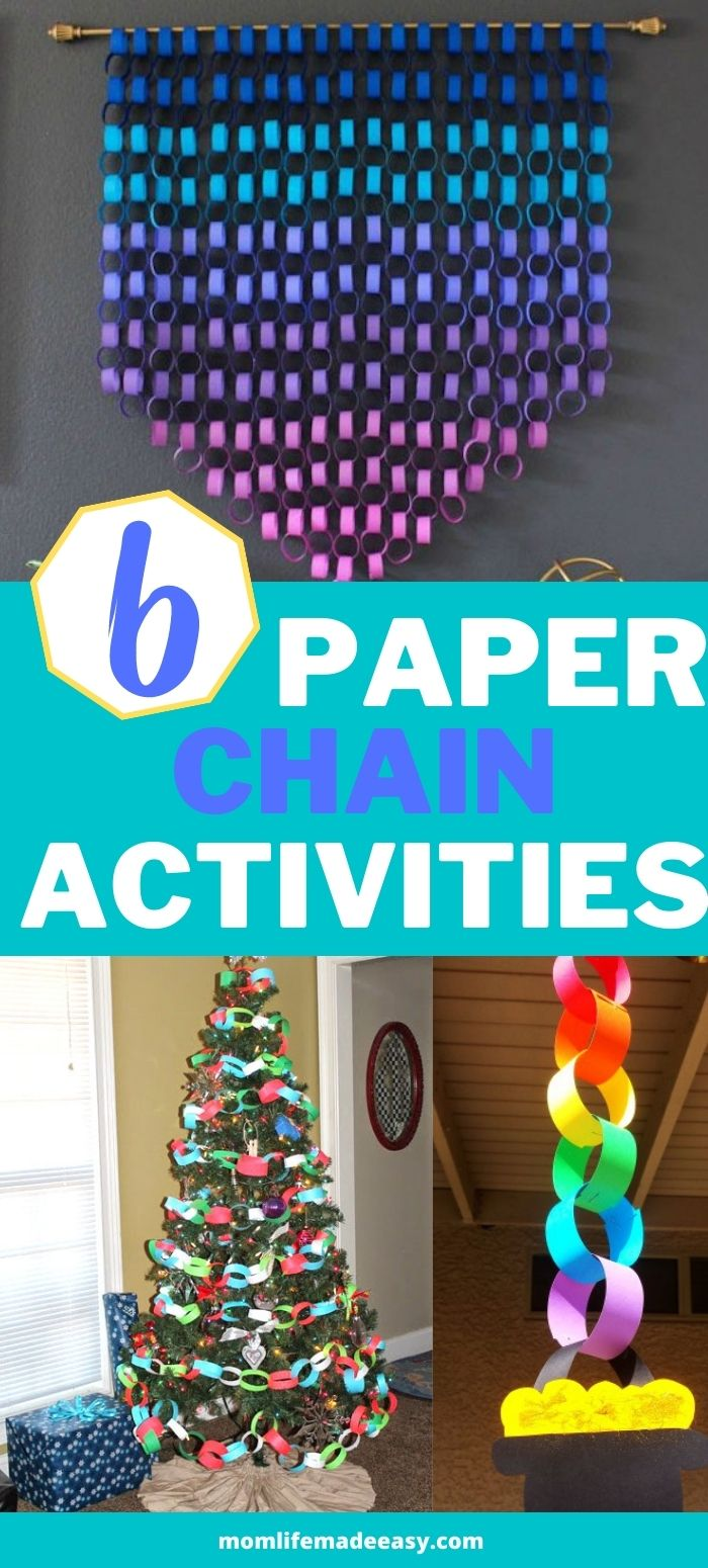 paper chains promo image