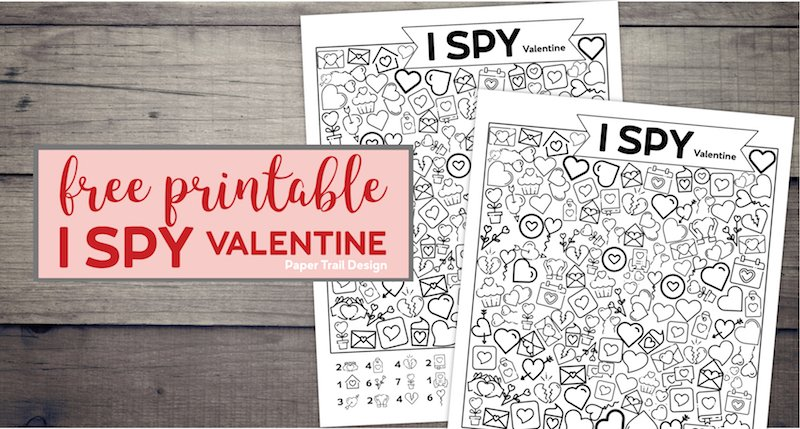 printable I-spy valentine promo image