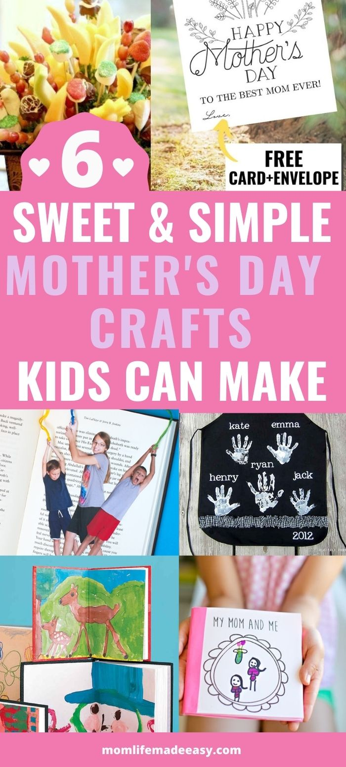 Mother's Day craft ideas promo image