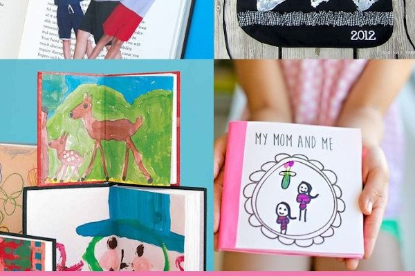 Mother's Day craft ideas collage featured image