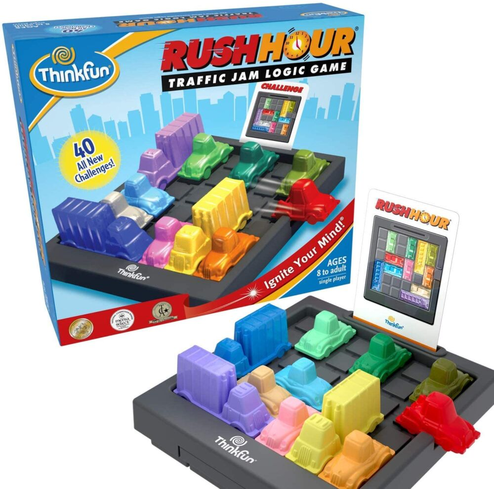Rush Hour game image from manufacturer