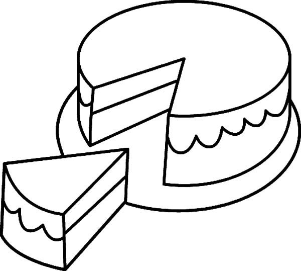 cheesecake coloring page for national cheesecake day